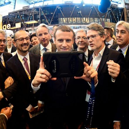 Emmanuel Macron's new tech visa will make France an unlikely laboratory for globalization