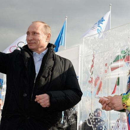 PUTIN: 'There were instances of doping' among Russian Olympic athletes, but everybody does it