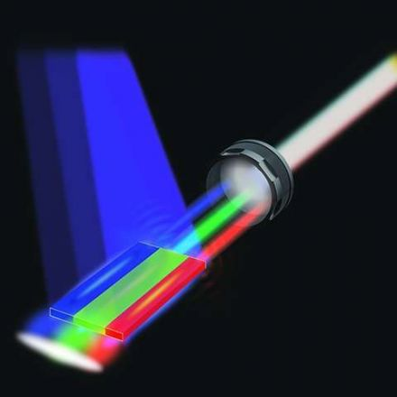 Researchers demonstrate the world's first white lasers
