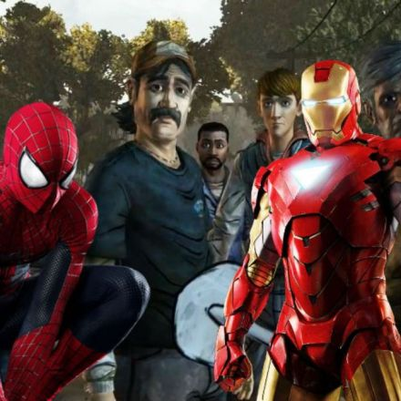 Telltale is making some kind of Marvel game