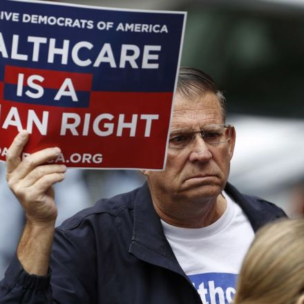 Why Dems can't break through on Obamacare repeal