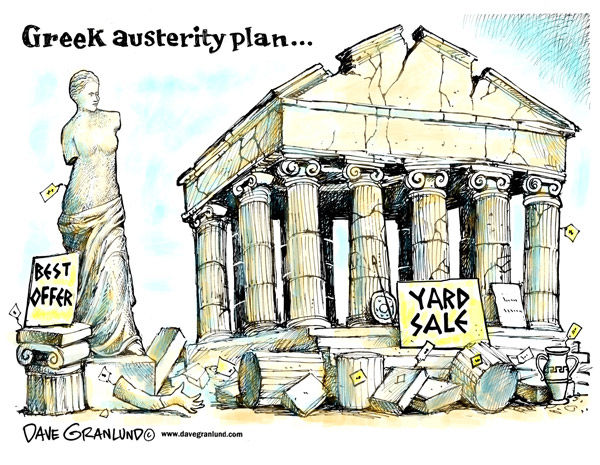 Greek austerity plan