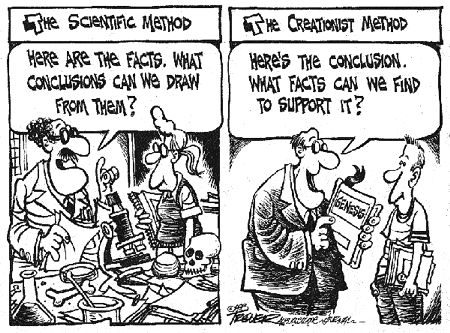 Science vs. Creationism