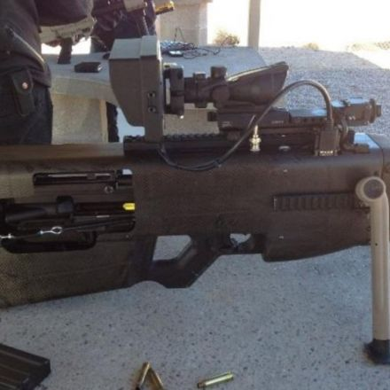 Futuristic Rifles To Increase Military Lethality By Nearly Eliminating Soldier Error