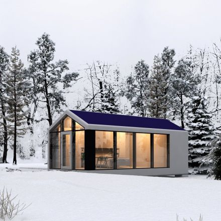 A robot can print this $64,000 house in as few as 8 hours — take a look inside