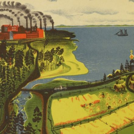 'Productivity is Fun' and Other Lessons From Soviet Children's Books of the 1920s