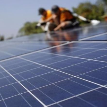 Egypt Constructs World's Largest Solar Park