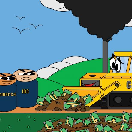The Whistleblower Behind Caterpillar's Massive Tax Headache Could Make $600 Million