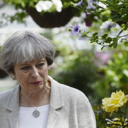 Theresa May's ratings go negative for first time, ComRes poll shows