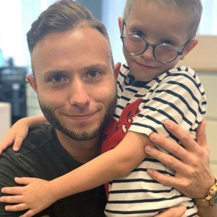 7-year-old boy chooses to meet his bone marrow donor over going to Disney World