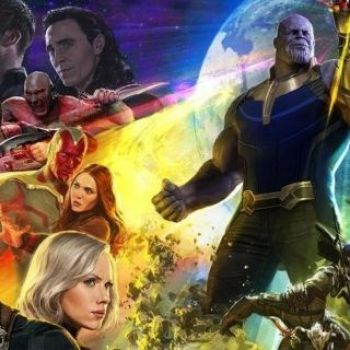 Marvel Studios' Kevin Feige Teases in First Five Minutes of 'Avengers: Infinity War' Something Really Bad Happens