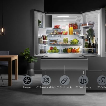 New Electrolux Fridge Will Cool Down Your Beer at Max Speed
