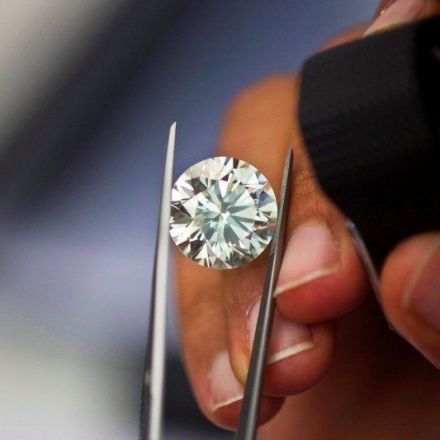 Scientists have figured out a way to make diamonds in a microwave — and it could change the diamond industry