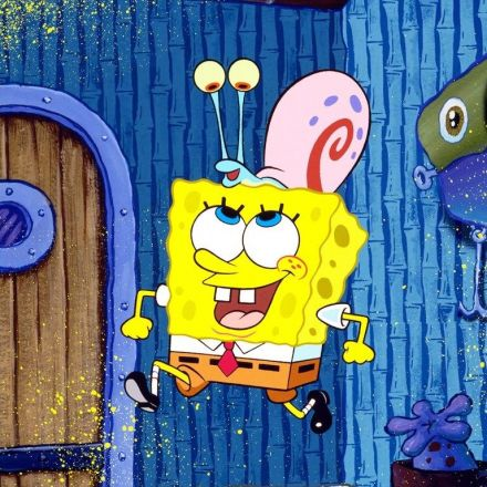 The Deep End of SpongeBob SquarePants