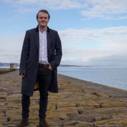 Edinburgh inventor creates biodegradable water bottle to fight plastic problem