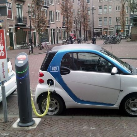 Canada creating EV charging infrastructure along Trans Canada Hwy