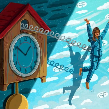 Staying awake: the surprisingly effective way to treat depression