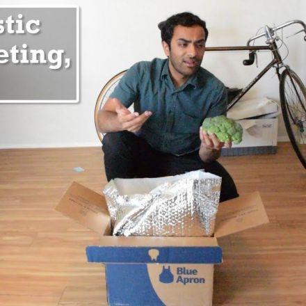Blue Apron | Realistic Marketing, Inc.