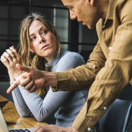 Keep to yourself! Don't offer co-workers help unless asked