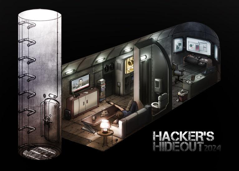 Hacker Hideout