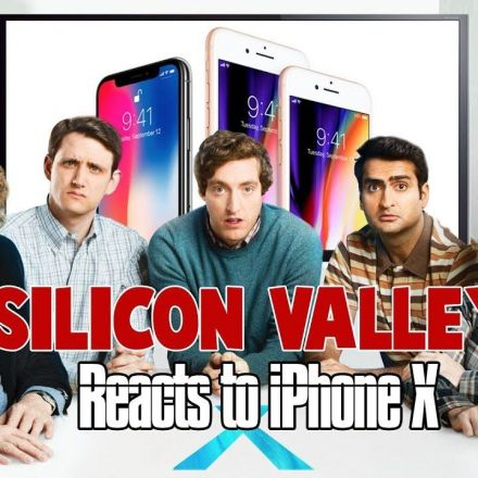 How Silicon Valley Reacts to Apple's iPhone X