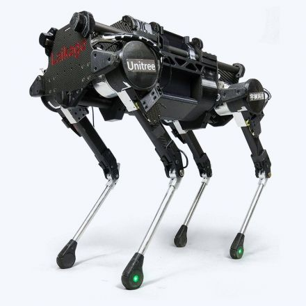 This Robotics Startup Wants to Be the Boston Dynamics of China
