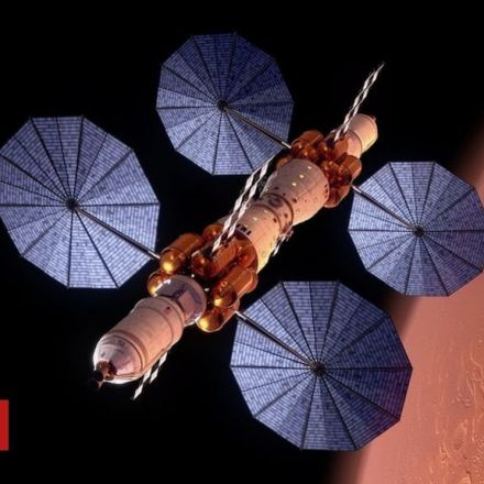 New engine tech could get us to Mars faster