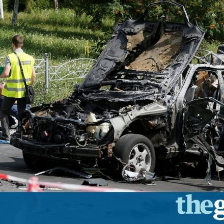 Ukrainian military intelligence officer killed by car bomb in Kiev