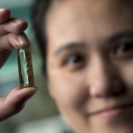 Student accidentally creates rechargeable battery that lasts 400 years