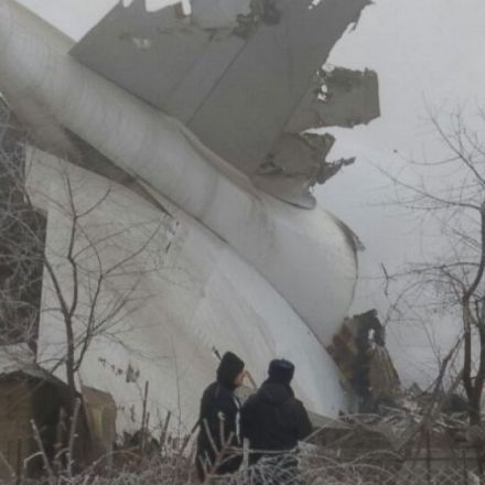 Turkish Airlines Cargo Plane Crashes in Kyrgyzstan, Killing 35