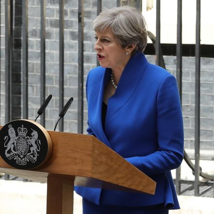 Theresa May to launch extreme internet plans despite not winning majority