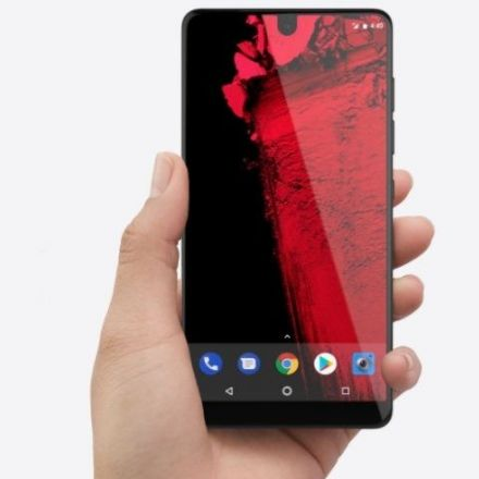 Essential has sold just 5,000 phones since launch