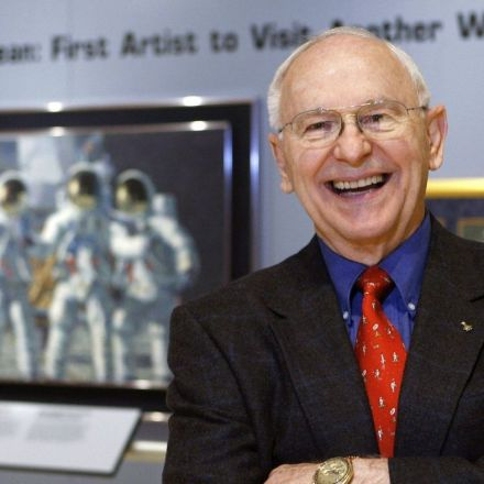 Alan Bean, fourth astronaut to walk on the moon, dies at 86