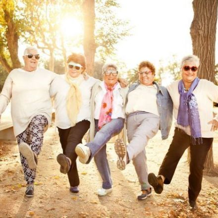 Your 70s could be the happiest time of your life. This is why