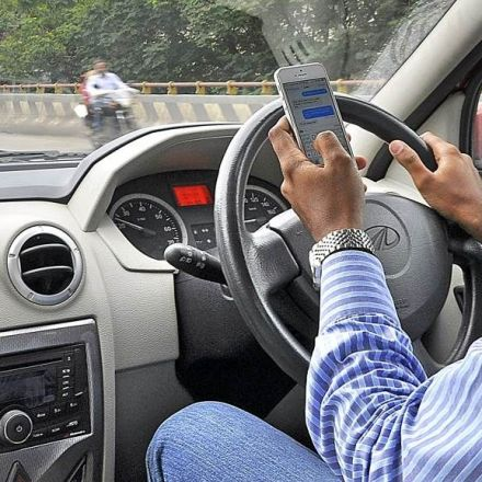 iPhone users are twice as likely to text and drive as Android users