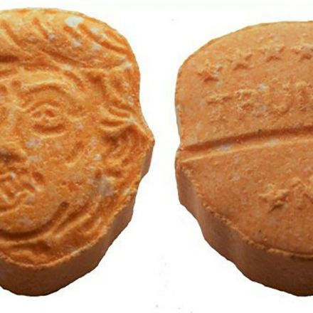 Trump-shaped ecstasy pills seized by police