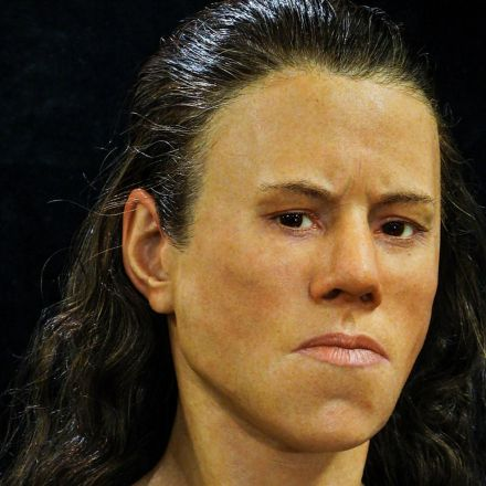 Face of 9,000-Year-Old Teenager Reconstructed