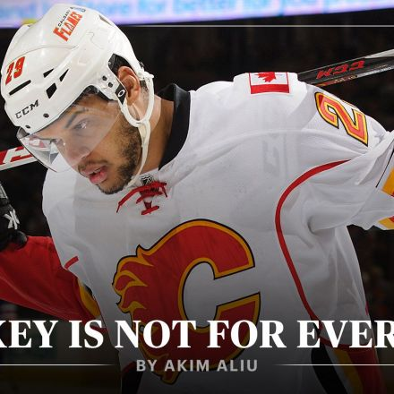 Hockey Is Not for Everyone   By Akim Aliu