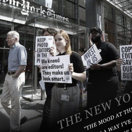 The Agony and the Anxiety of The New York Times