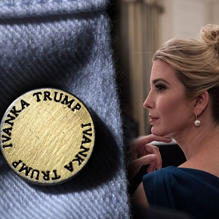 "She talks about working women. Her father says ""buy American."" We go inside Ivanka Inc."