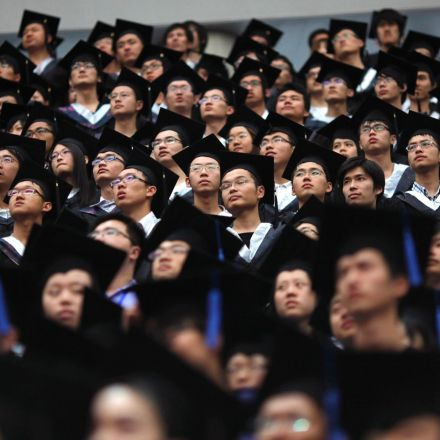 China says no room for 'western values' in university education