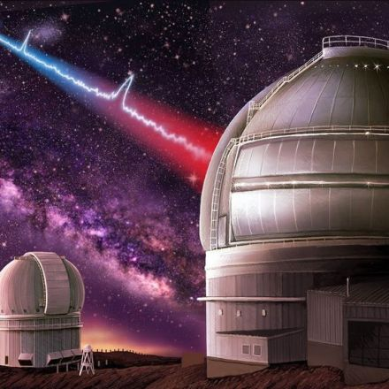 The weird, repeating signals from deep space just tripled