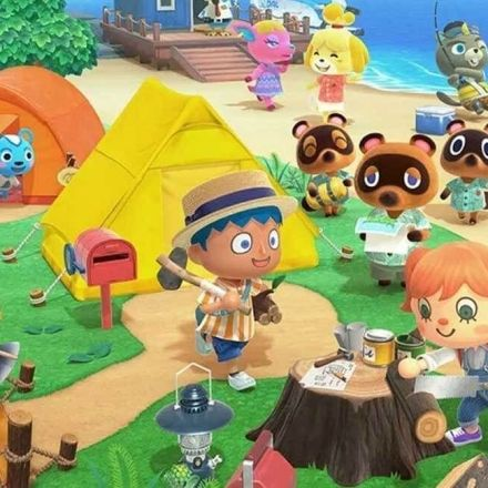 In Wake Of Social Distancing, People Are Hosting Virtual Parties In Animal Crossing: New Horizons