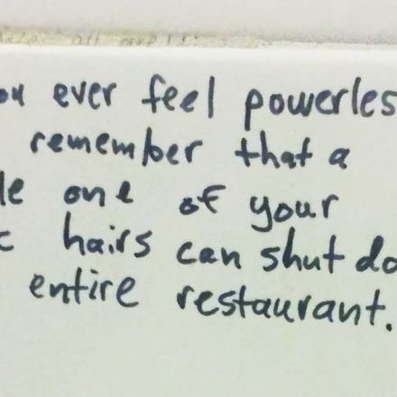 Bathroom Stall Messages 15+ inspirational bathroom stall messages to make your day less
