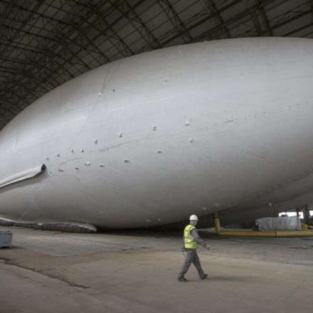 World's largest aircraft looking for investors to give it liftoff