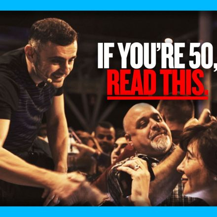My Advice to 50-Year-Olds