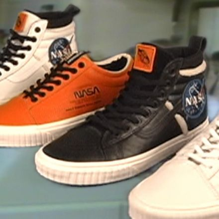 Nasa and Vans have finally released their incredible tie-up. Here's how to get it