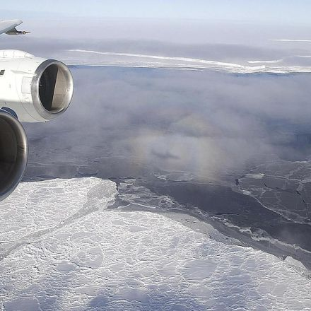 It hit 63 degrees in Antarctica on Tuesday