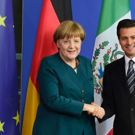 Leaders of Mexico and Germany to meet in 'solidarity' against Trump