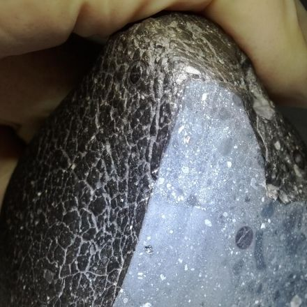 Ancient meteorite found in Sahara desert reveals history of Mars